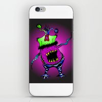 Third Eye iPhone & iPod Skin