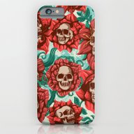 iPhone & iPod Case featuring Flower by Rururara