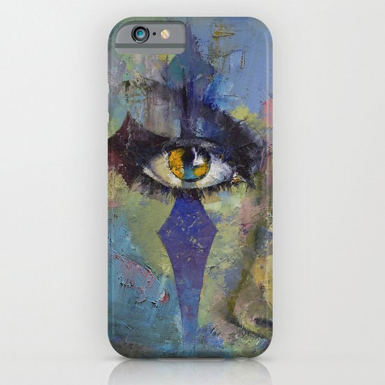 Gothic Art iPhone & iPod Case
