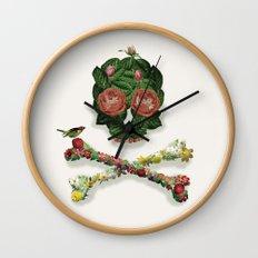 Life (colour option) Wall Clock