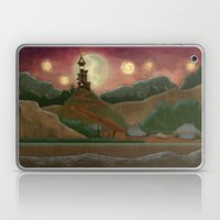 Night Landscape Laptop & iPad Skin