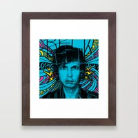 Beck Hell Yes Framed Art Print