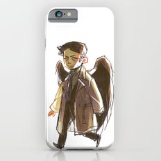 Angel Of The Lord iPhone 6 Slim Case