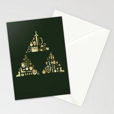 Hyrulian Items Stationery Cards