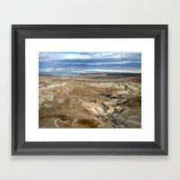 Massada 2016 Framed Art Print