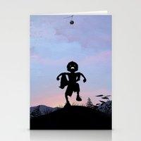 Hulk Kid Stationery Cards