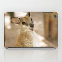 Smiling Kangaroo iPad Case