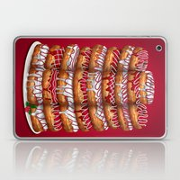 Donuts IV 'Merry Christmas' Laptop & iPad Skin