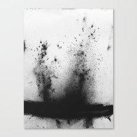 Explosion 2 Canvas Print