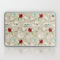 Wear To Wonderland - Neu… Laptop & iPad Skin