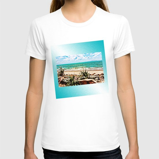 Idyllic Day by the Ocean T-shirt