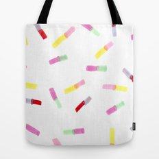 Happy Capsules Tote Bag