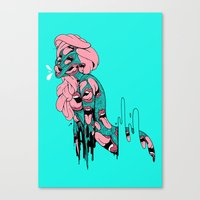 PSYCHEDELICK Canvas Print