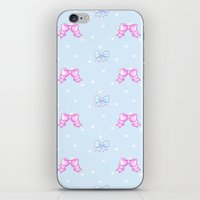 Bowsie wowsie iPhone & iPod Skin