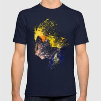 The Prince Mens Fitted Tee Navy SMALL