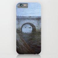 Paris Bridge & Seine Hol… iPhone 6 Slim Case