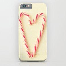 Christmas Heart  iPhone 6s Slim Case