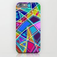 iPhone & iPod Case featuring Stained Glass by gretzky
