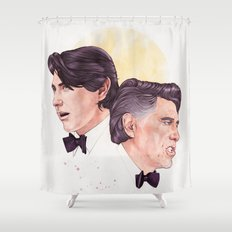 Ferry Shower Curtain
