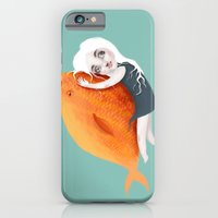 The Fish Girl iPhone 6 Slim Case