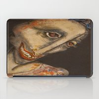 Cirque iPad Case