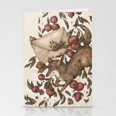 Coyote Love Letters Stationery Cards