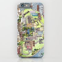 iPhone & iPod Case featuring New York City Love by Brooke Weeber