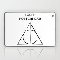 I Am A Potterhead Laptop & iPad Skin