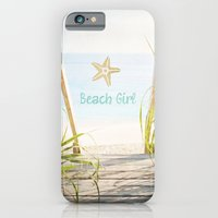 Beach Girl iPhone 6 Slim Case