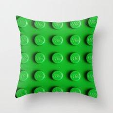 Buliding Blocks Throw Pillow