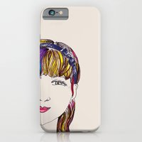 iPhone & iPod Case featuring Mandy by The Omnivore