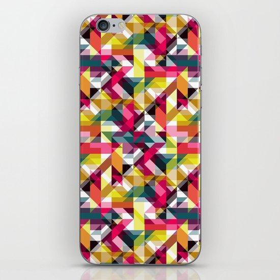 Aztec Geometric VII iPhone & iPod Skin