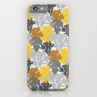 Acer Bouquets - Golds & … iPhone 6 Slim Case