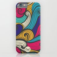 out waves iPhone 6 Slim Case