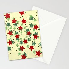 5 Colors Composition (#2) Stationery Cards