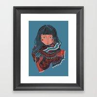 The Nomad Framed Art Print