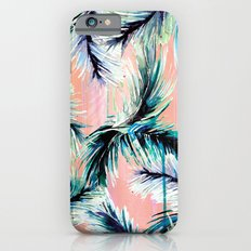 Pink tropical haze Slim Case iPhone 6s