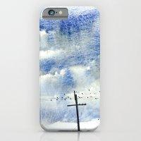 Bird On A Wire iPhone 6 Slim Case