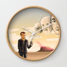 Breaking Bad: Walter's Adversaries  Wall Clock