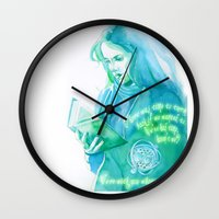 Brightest Witch Of Her A… Wall Clock