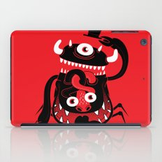 Mister Monster iPad Case