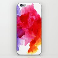 Splash of Colour iPhone & iPod Skin