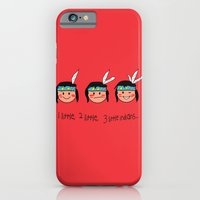 Red Indian iPhone 6 Slim Case