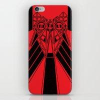 Power Wolf iPhone & iPod Skin