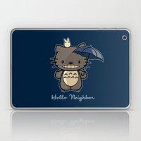 Hello Neighbor Laptop & iPad Skin