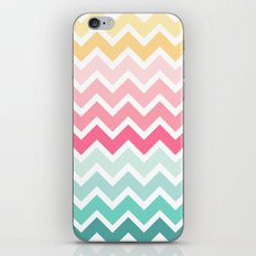 Candy Chevron iPhone & iPod Skin
