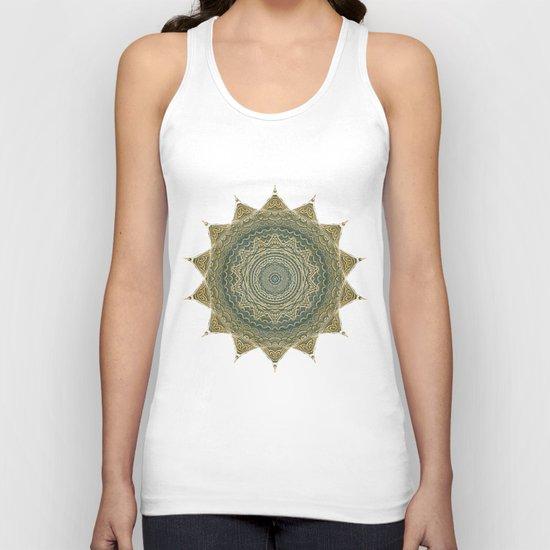 Sun Symbol Unisex Tank Top