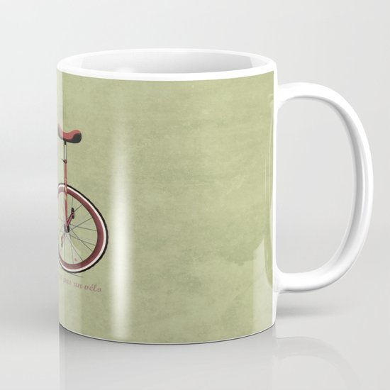 Unicycle Mug