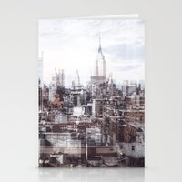 A Layered Empire Stationery Cards