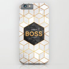 Like a boss iPhone 6 Slim Case